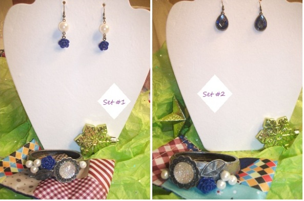 Blue Grace Jewelry Sets $16.99