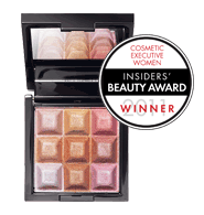Mark Touch & Glow Shimmer Cream Cubes All Over Face Palette
