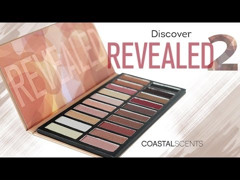 Coastal Scents Revealed 2 Palette. Click on the picture to view the Coastal Scents website.